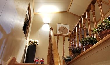 钢结构别墅厂家分享移动木屋的安全性能